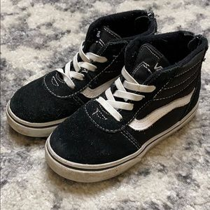 Toddler high top Vans